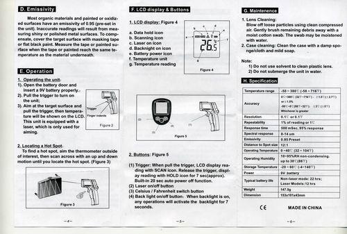 laser distance meter инструкция по применению на русском